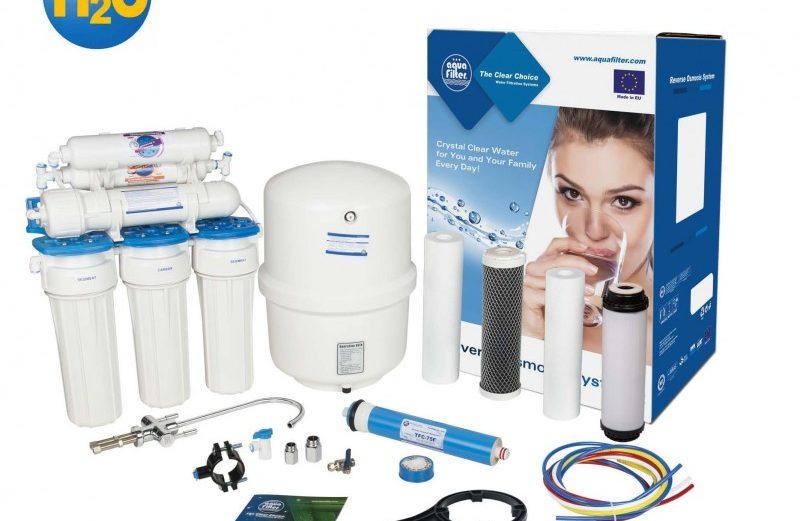 Особености на домашна система с обратна осмоза
