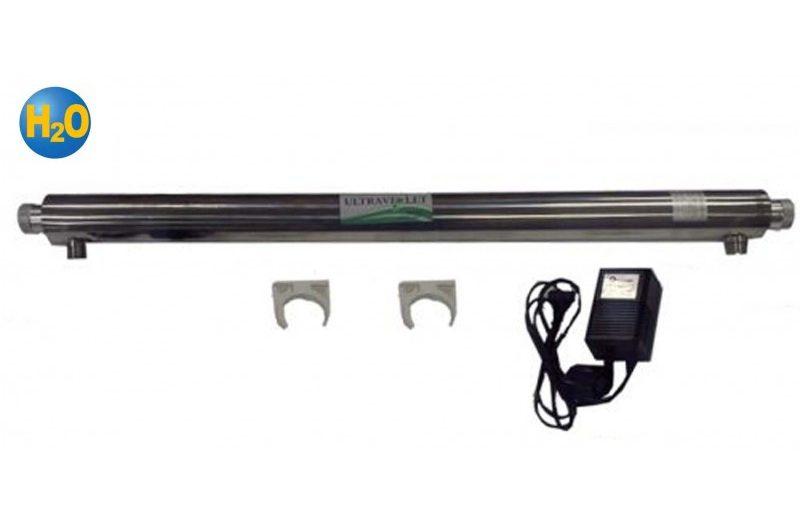 UV система Luxe Style 55 W с ултравиолетова светлина