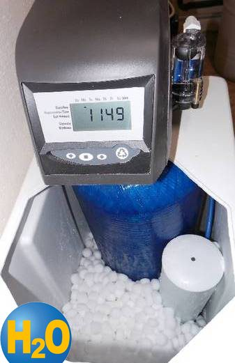 Омекотяващи системи за вода