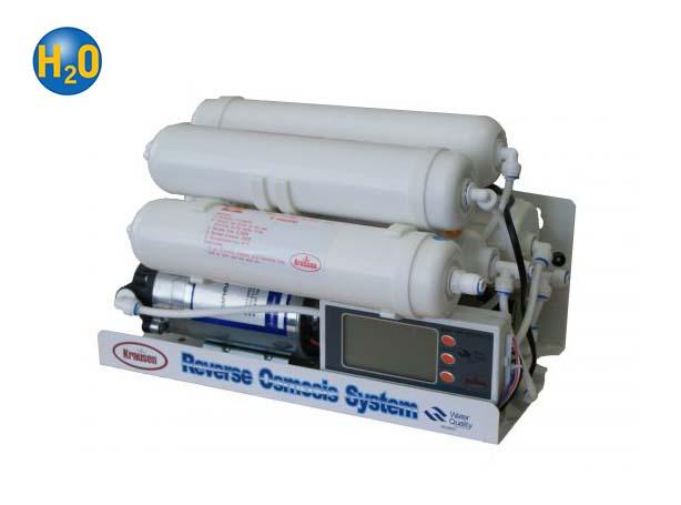 Последен модел система с обратна осмоза RO 75 компактна + ПОДАРЪЦИ
